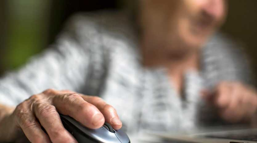 People 55 and older have the highest involvement in online romance scams.