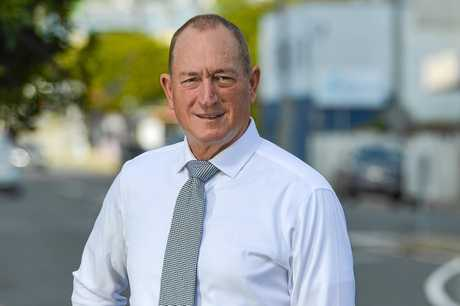 Senator Fraser Anning visited Gladstone on Wednesday July 4.