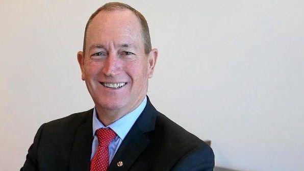 Queensland Senator Fraser Anning.