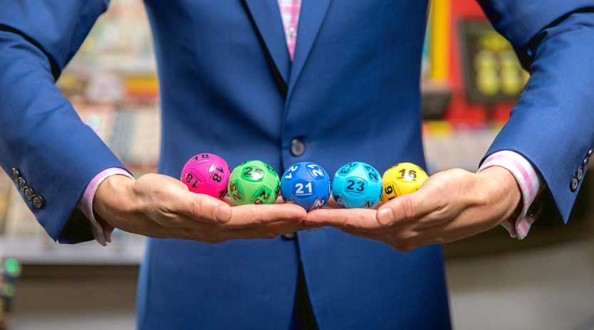 Could these be your lucky Lotto balls?