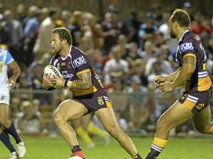 Brisbane Broncos galloping into town