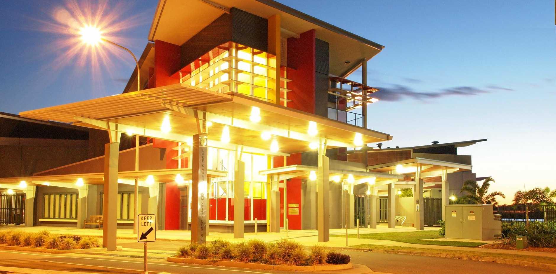 The Lake Kawana Community Centre has been renamed Venue 114.