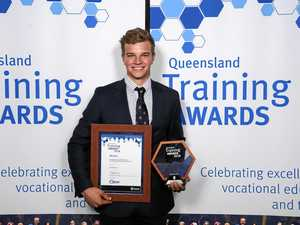 Darling Downs apprentice one of best in state