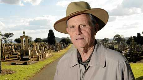 Gravesites of war veterans at Toowoomba Cemetery. Historian Peter Cullen will lead special tours.  Photo:  Bev Lacey / The Chronicle