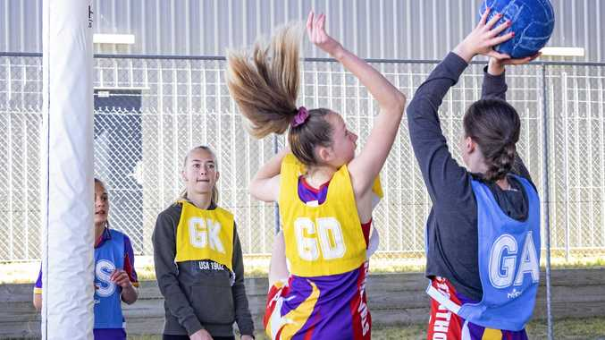 UPON US: The Stanthorpe netball season is coming to a close with finals on the horizon.