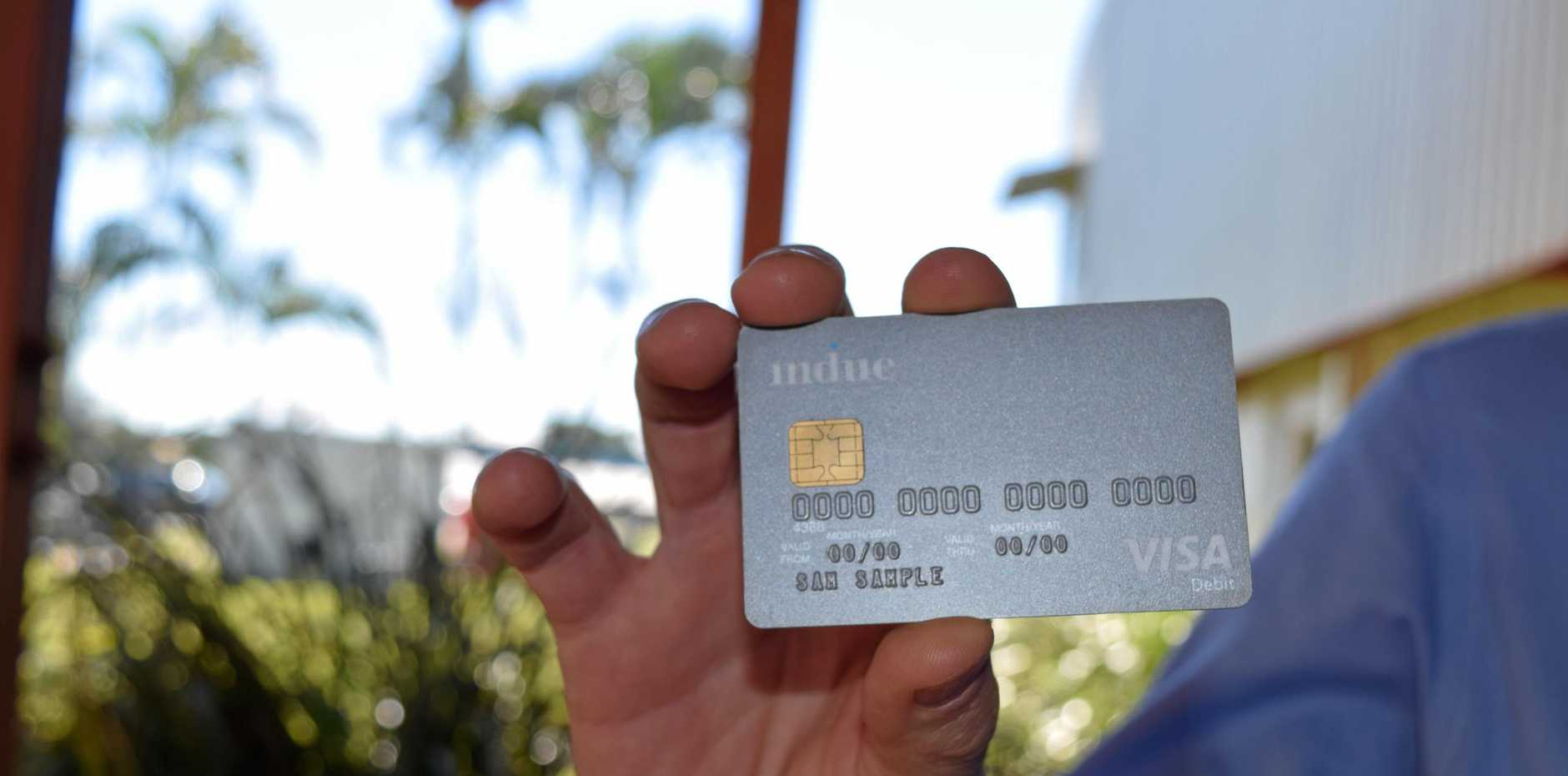 CARD COMES CLOSER: Business leaders and activists in the Hervey Bay community have shared their thoughts on the latest finding from the Senate Committee on the cashless welfare card.