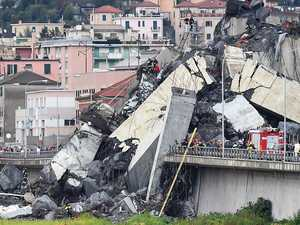 TROUBLING PHOTO: Alarming photo from before bridge collapse