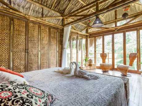 An ideal spot for a romantic getaway. Picture: Airbnb