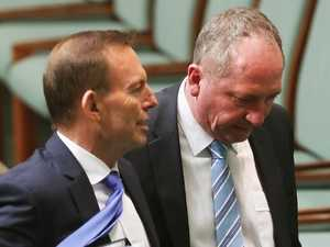 SOS to Barnaby: Save Our Seats