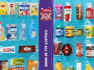 Coles Little Shop madness not over yet