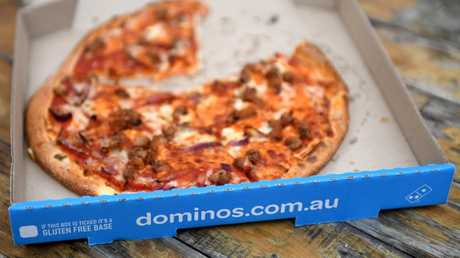 Domino's is more a tech company that happens to sell pizzas. Picture: AAP Image/Paul Miller