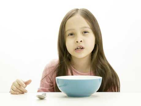 Kids with poor body image can develop unhealthy attitudes towards dieting. Picture: iStock