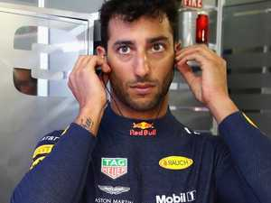 Renault says Ricciardo can't win F1 title during contract
