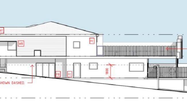 Proposal for 14 Kurts St, Holland Park West