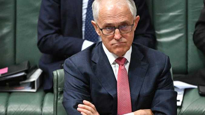 Prime Minister Malcolm Turnbull is facing his toughest hour. Picture: AAP