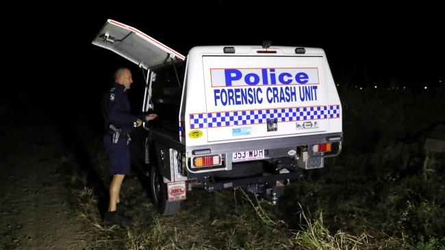 Sergeant Scott Ezard, from the Cairns Forensic Crash Unit. PICTURE: JUSTIN BRIERTY