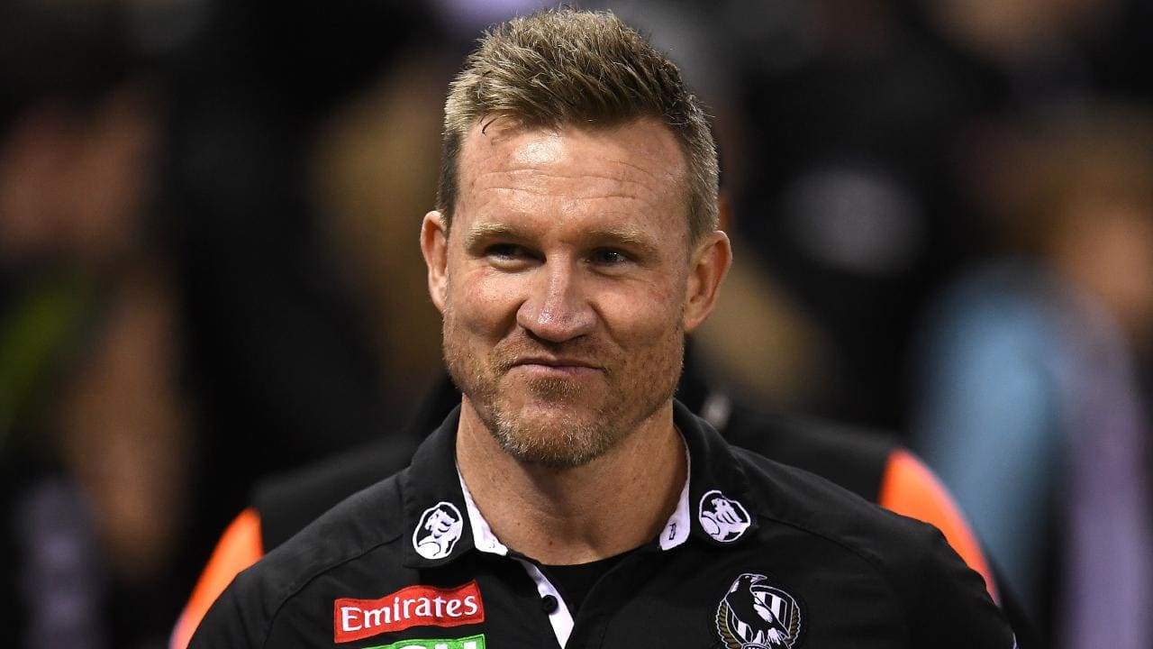 Buckley is now coaching the Pies.