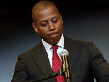 Athletic director Damon Evans has apologised to McNair's parents.