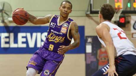 Jerome Randle scored a game high 15 points. Picture: Paul Barkley, LookPro