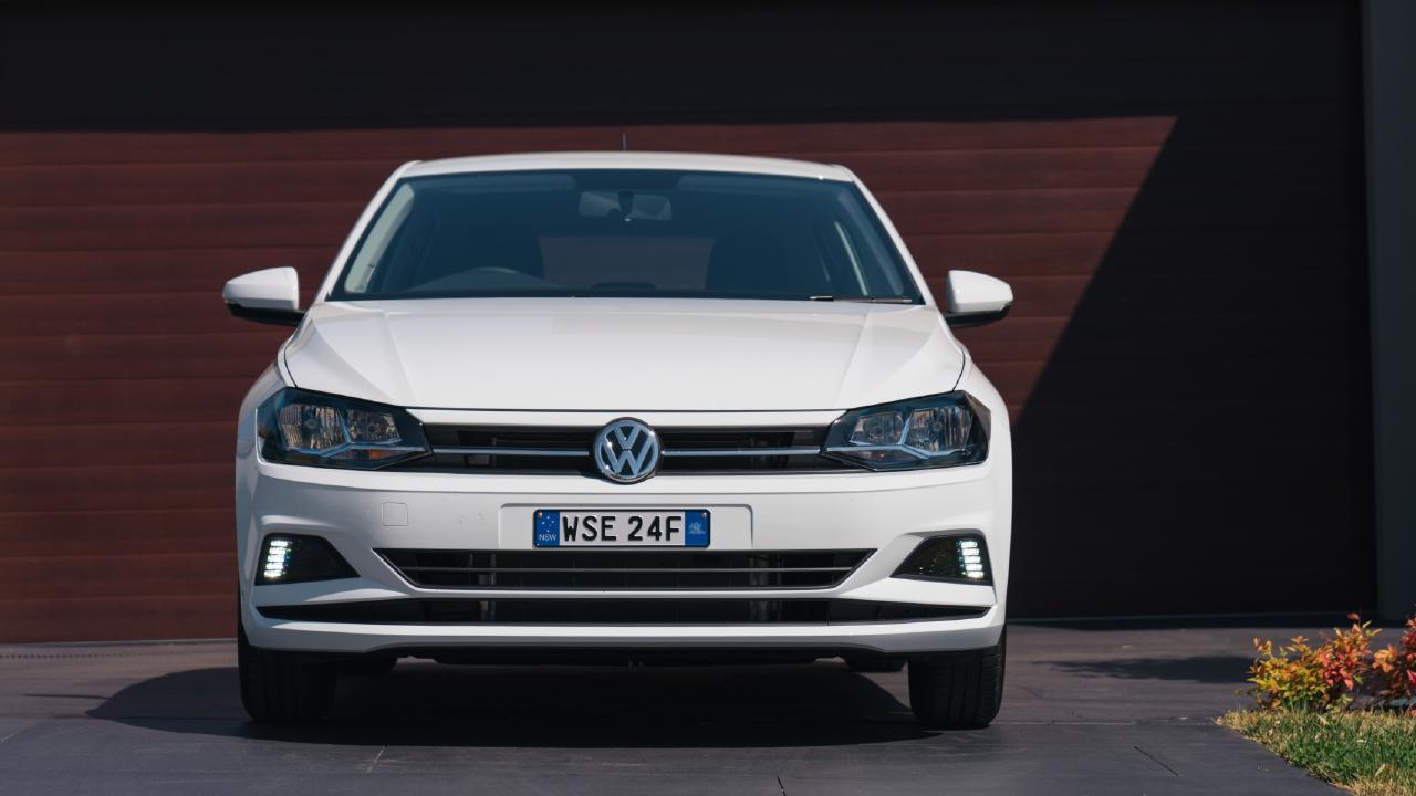 2018 Volkswagen Polo Trendline