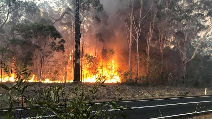 Clarence Valley fires: what we know so far