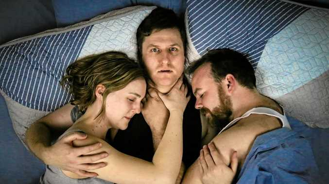 PLAY: The story of a person conflicted between two lovers, Cock is production by the Hunter Valley's Stooged Theatre Company.