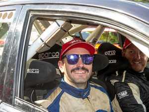 Coffs Coast ARC rally champ is back in NZ