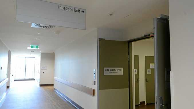 Byron Central Hospital's Inpatient Unit.