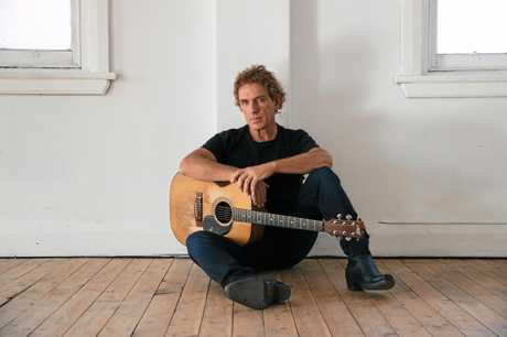 Ian Moss is back with a new album and has regional venues in his sights including Grafton.