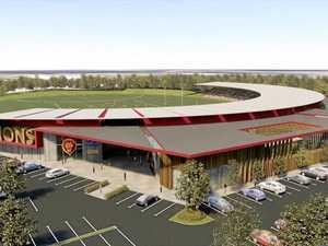No word yet on Brisbane Lions grant for stadium