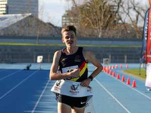 Young gun in best-ever form ahead of Aussie half marathon