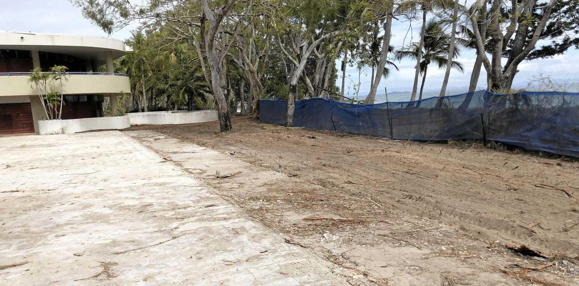 POST DEMOLITION: Recent shots of the cleaned up GKI Resort site after demolition works were complete.