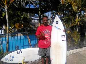 Ride the waves of success, push for Indigenous surf program