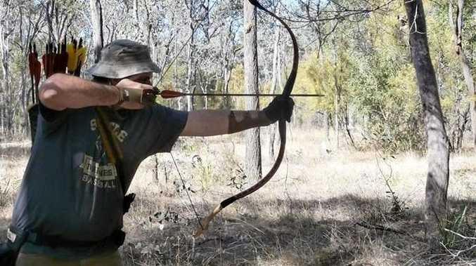 Barambah archers on target