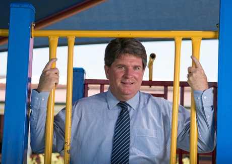 St Mary's Catholic Primary School principal Craig Cronan.