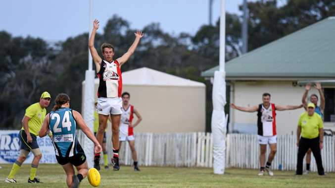 GAME ON: Bay Power will be out to exorcise the demons of seasons past when they host Brothers Bulldogs in the AFL Wide Bay elimination final at Keith Dunne Oval, Urangan tomorrow.
