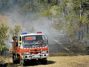 FIRE FRONTLINES: Help arrives in the Clarence Valley