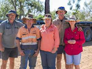 Hay runs delivering hope to CQ farmers