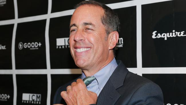 Jerry Seinfeld turned down a huge offer from NBC. Picture: Rich Polk/Getty Images