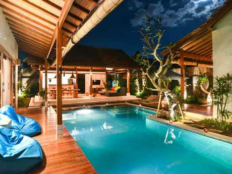 This villa in Bali is one of the many, many massive deals on offer next week.