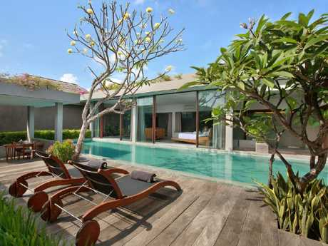 Cantik Bali Villas is slashing prices by up to 77 per cent.