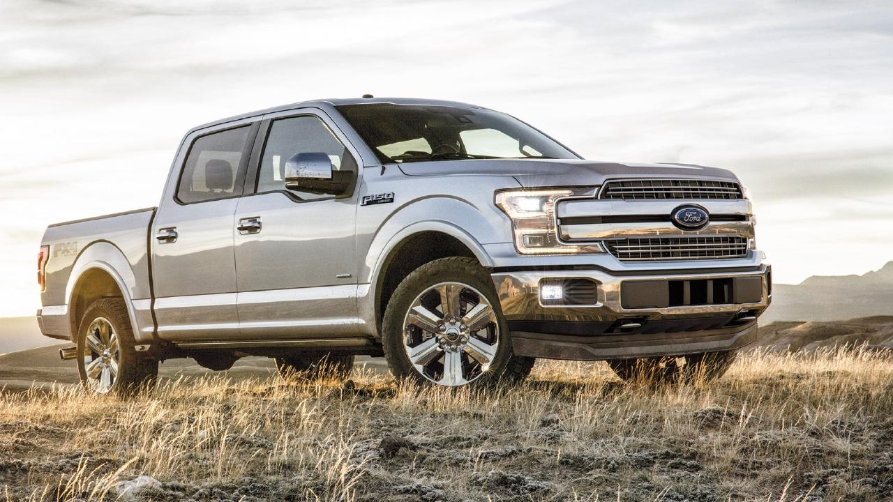 Ford F-150 is America's and the world's most popular vehicle.