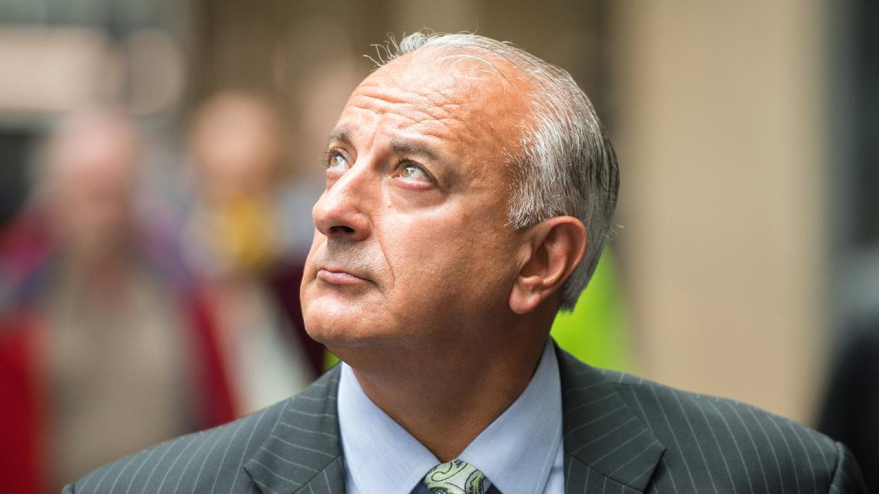 Mr Jordanou's fraud was described as 'breathtaking'