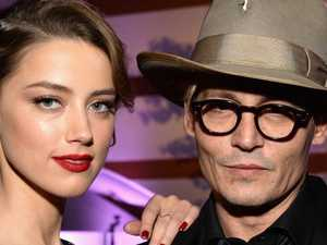 Depp accuses ex wife of gross act