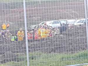 Worker dies in construction trench