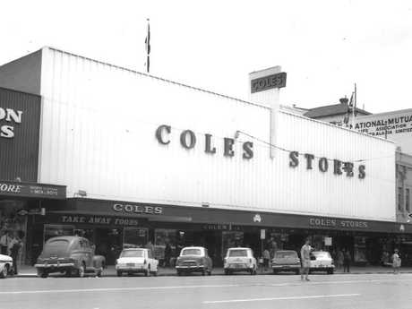 Coles took over even earlier supermarkets. But the chain is now ripe for takeover.