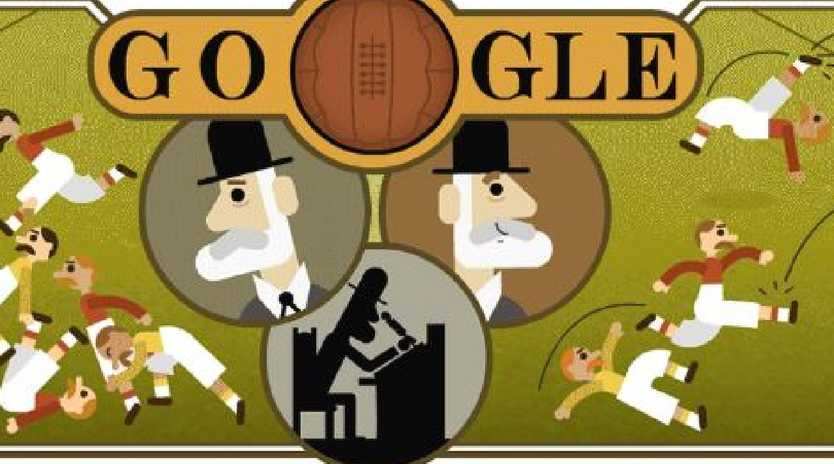 Ebenezer Cobb Morley is being honoured on what would be his 187th birthday. Picture: Google