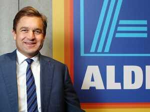 Aldi boss makes  big confession