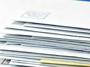 Postie fails to deliver 6000 letters