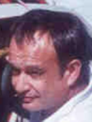 The body has been identified as graphic artist John Christianos.